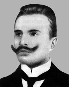 Алиськевич Андрій, організатор Пласту в Берегові