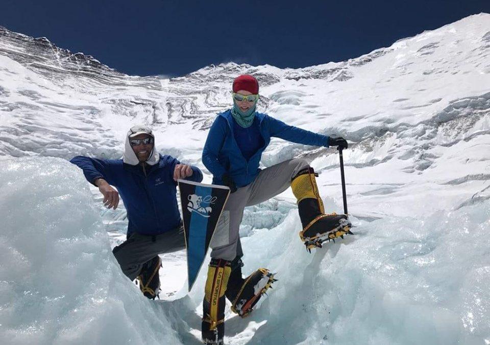 Ватага Бурлаків: вітання з-під Евересту