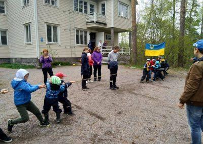 Свято Весни пластунів Фінляндії, 2019