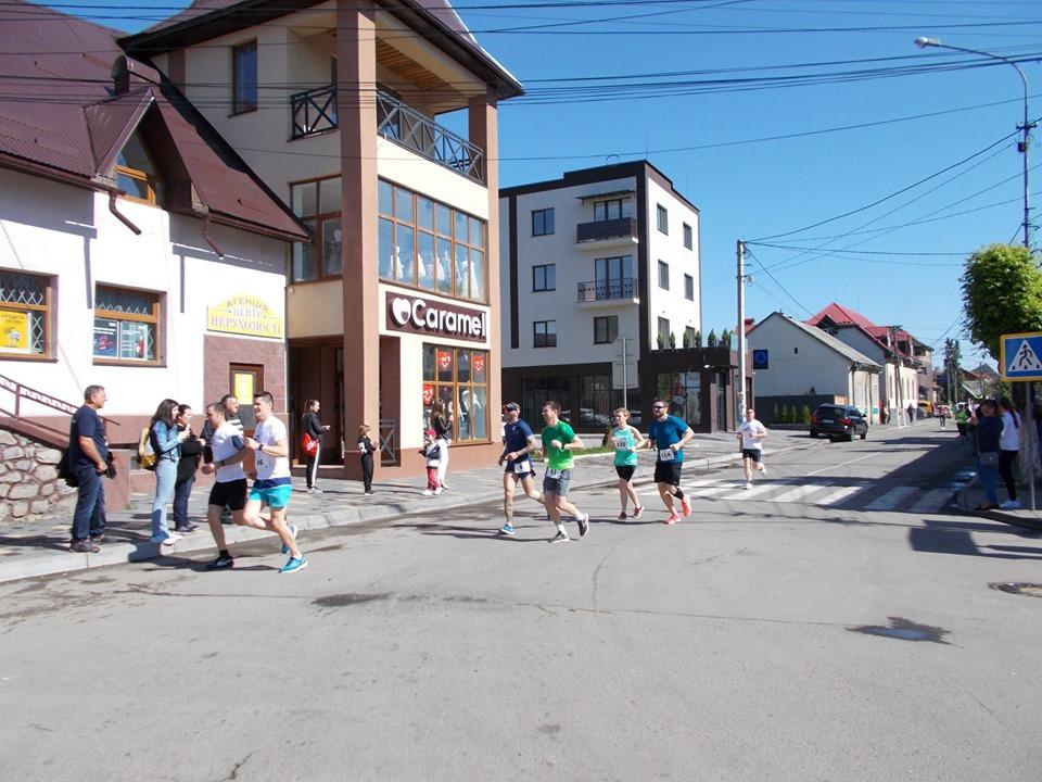 Закарпатські пластуни взяли участь у відзначенні Дні міста Хуст