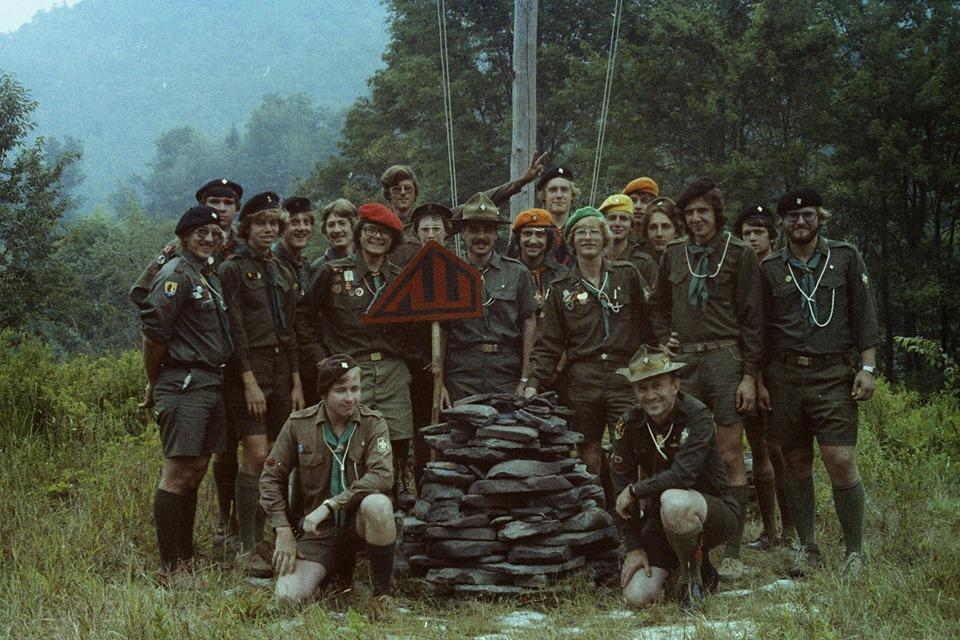 Лісова Школа, 1977.