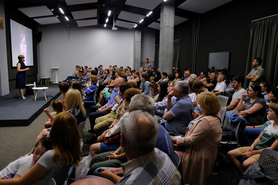 Зустріч з Оксаною Літинською, Львів, 22 червня 2019