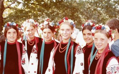 Кілька фото з ЮМПЗ 1972, Вовча Тропа, США