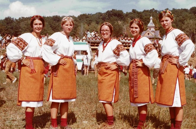 Фото з ЮМПЗ 1972 р., Вовча Тропа, США