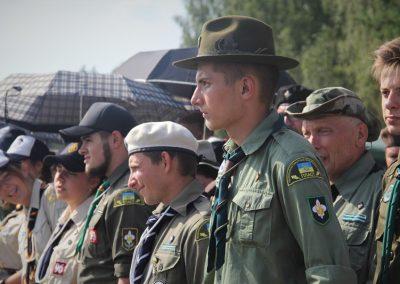 Станиця Дніпро: Джемборі 2019