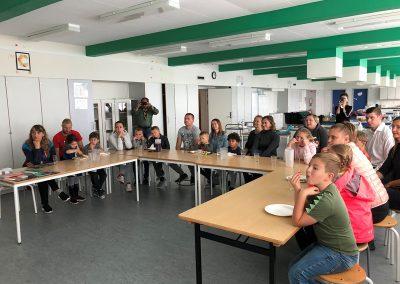 Презентація Пласту в Данії, 2019