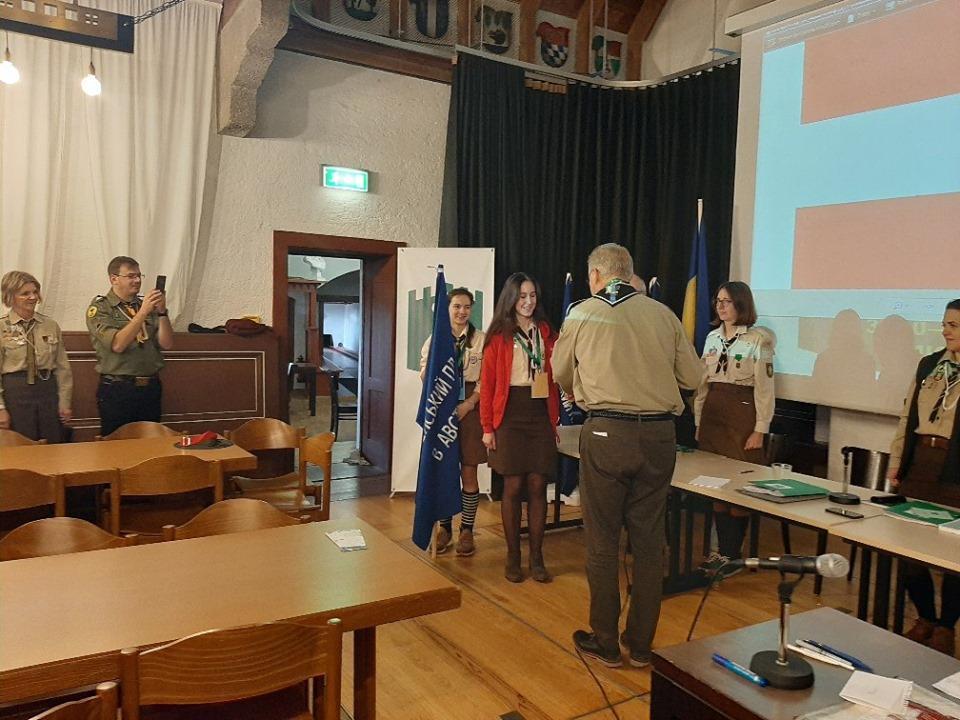 Прийняття Австрії до КУПО, 3 листопада 2019 р., Пуллах, Баварія