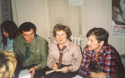 Історія створення першого гуртка та старшопластунського куреня в Станиці Київ
