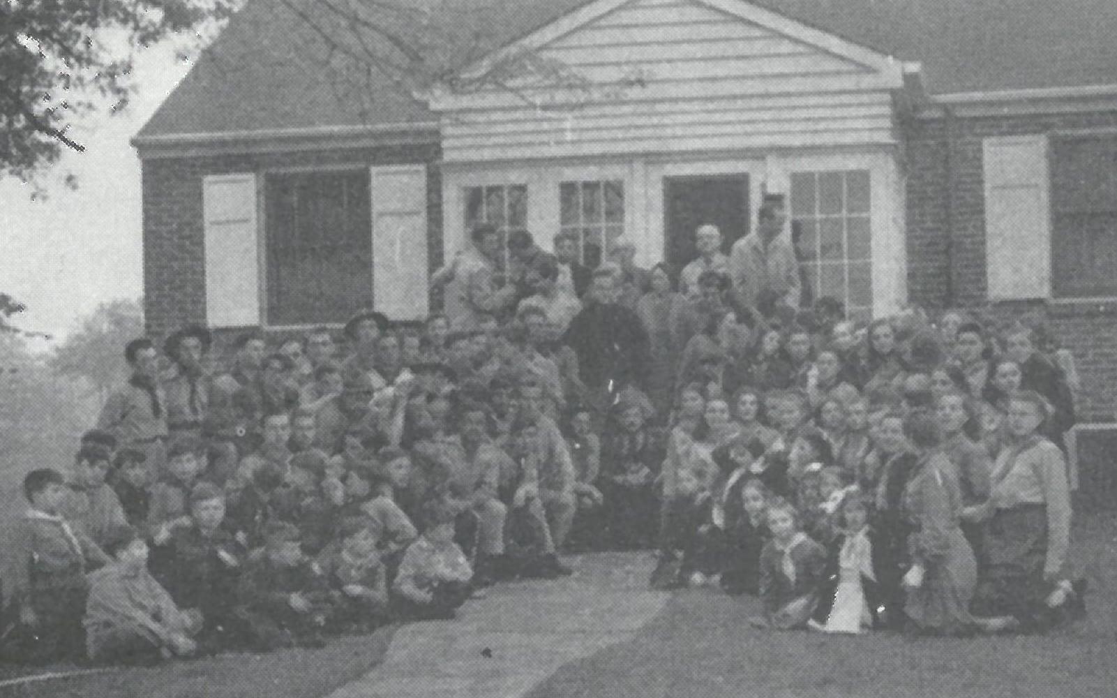 Свято Юрія 1950 року у Кренфорді, Ню Джерзі