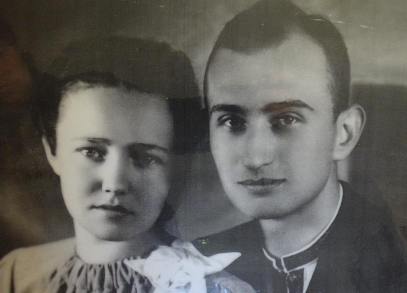 Оксана Шулякевич про батька Романа Галькевича