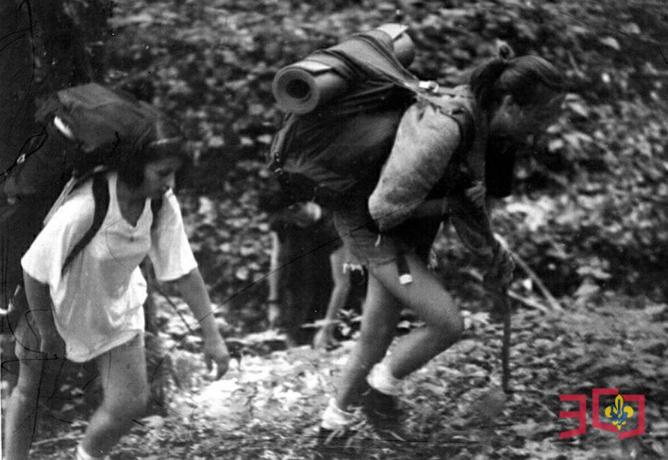 """30 років Пласту в Польщі: Мандрівний табір """"Стежками батьків"""""""