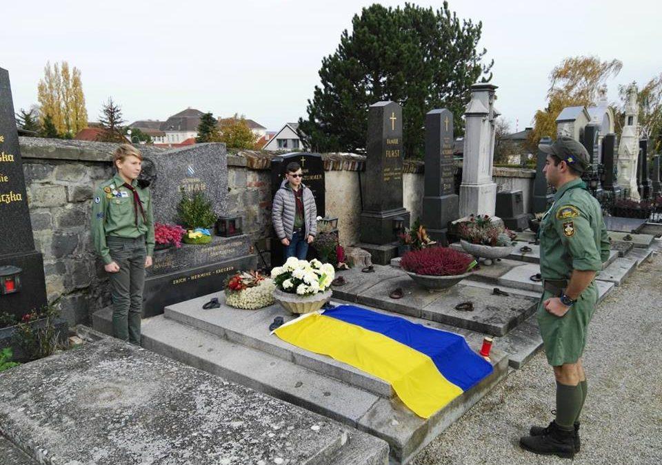 """Проєкт """"Врятуй могилу героя"""" розшукує родини похованих у Австрії видатних українців"""