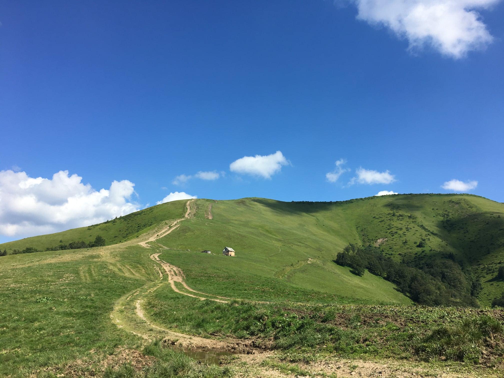 Міжкурінна мандрівка Полонина Красна: Усть-Чорна – Колочава