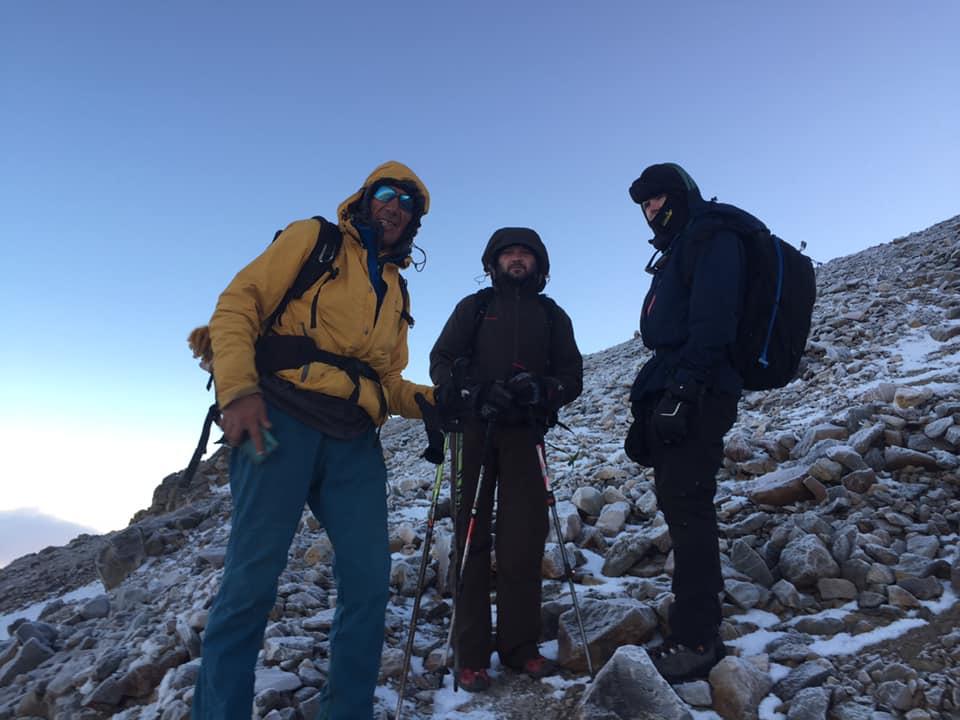 У серпні 2020 пластуни здійснили сходження на гору Арарат