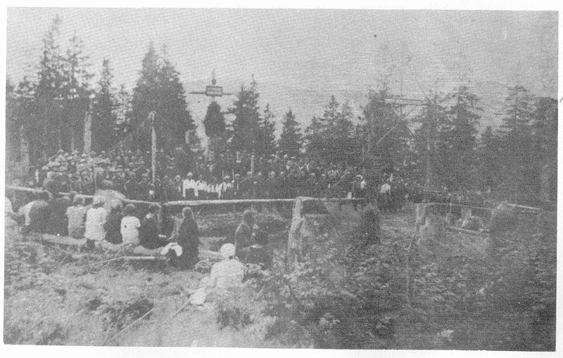 Друга обласна пластова зустріч, 1925
