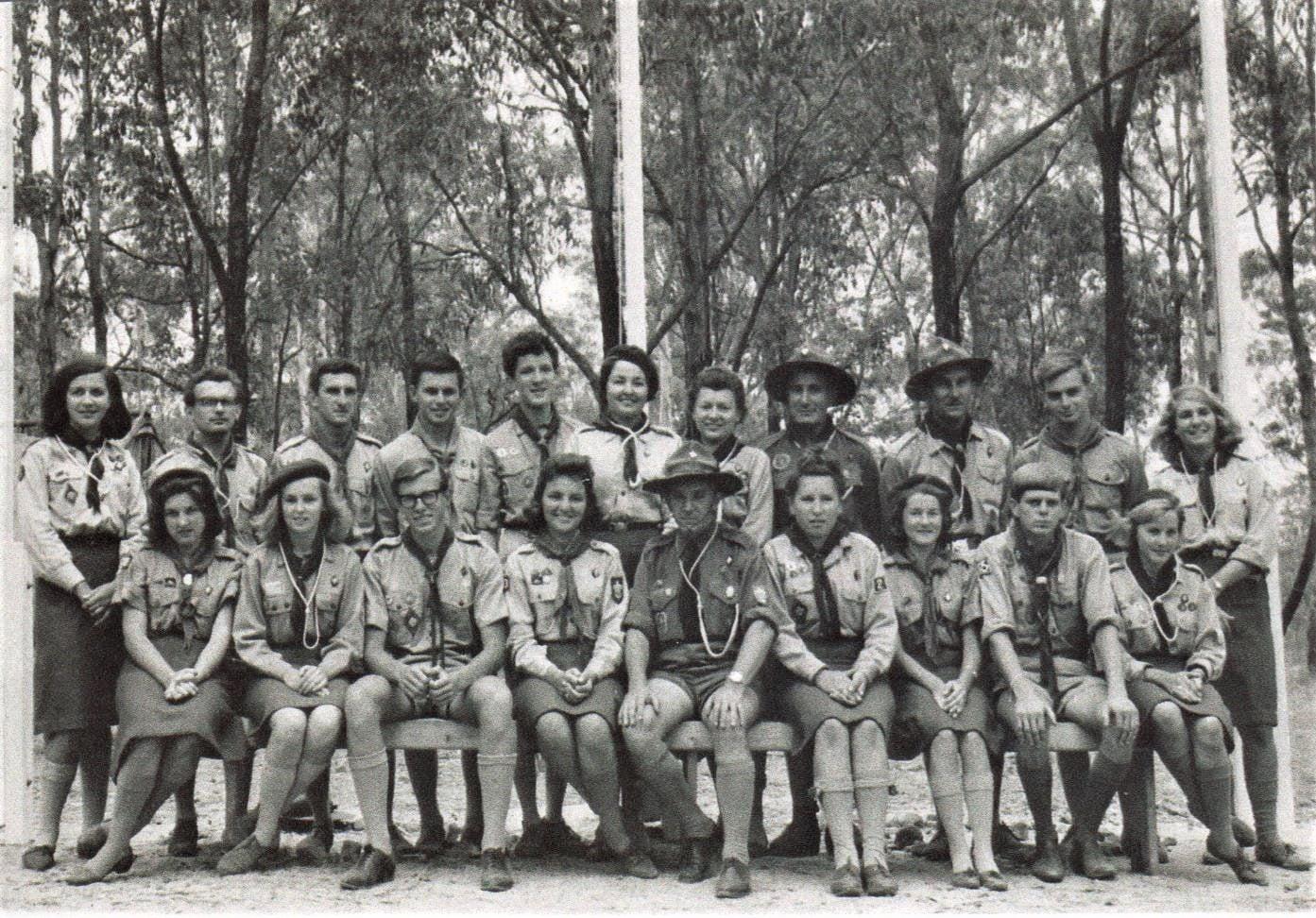 Старші пластуни, 1964-1965