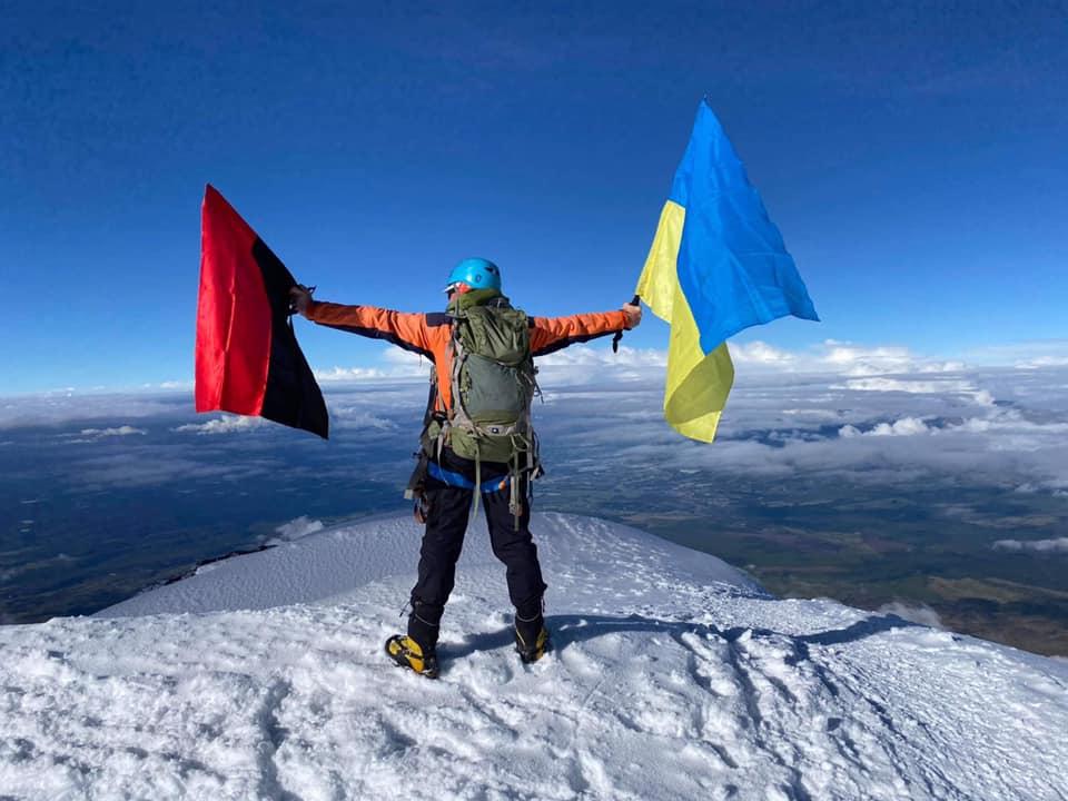 Ігор Карабін, ВБ. Сходження на Котопаксі, Еквадор