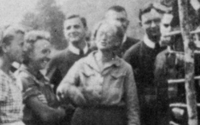Скавтмастер Анна Устіяновичева-Береза, провідниця Пласту на Закарпатті