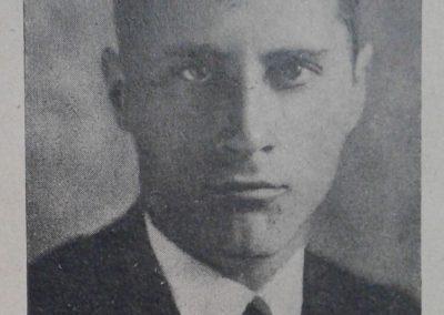 Юрій Косач, портрет