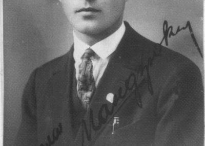 Микола Мандзюк - Жайворон-Гайдамака (1909-1973)