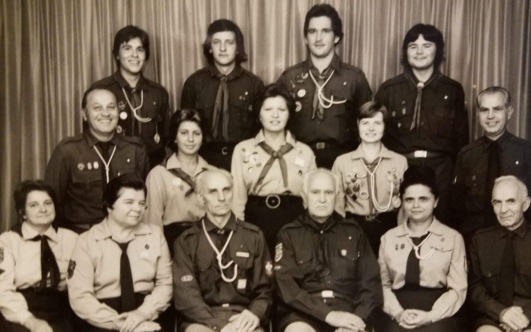 Історія однієї світлини: провід Станиці Баффало, 1970-ті