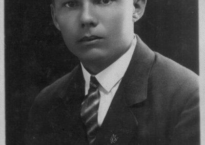 Михайло Белей, учитель