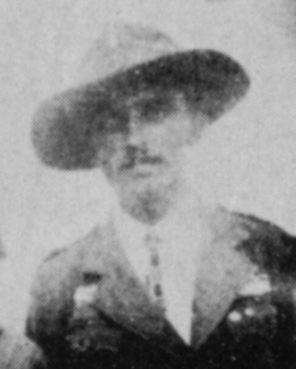 Євген Шерегій, 1934