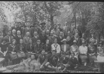 Семінар пластових командантів, Ужгород, 1926
