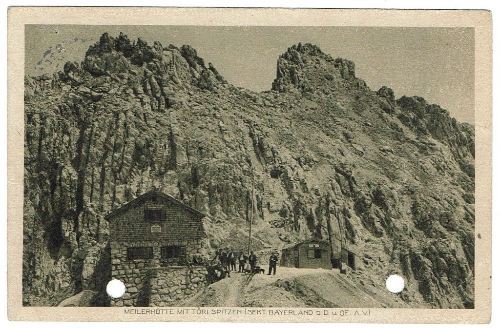 Привіти з таборів Ватаги Бурлаків 1946 р., Німеччина
