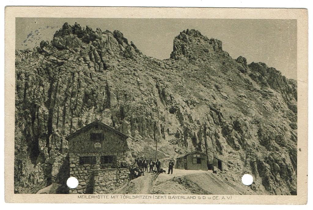 Привіти з мандрівного табору Ватаги Бурлаків 1946 р., Німеччина