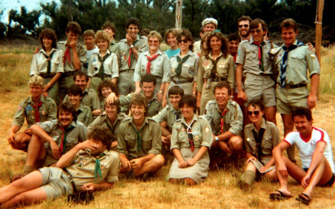 Табір для старших пластунів, 1982-1983, Сокіл, Австралія