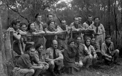 Історія однієї світлини: З'їзд УСП у Сіднеї 1955 року